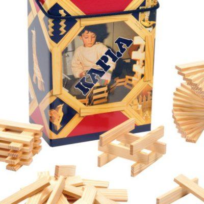 jeu en bois de KAPLA